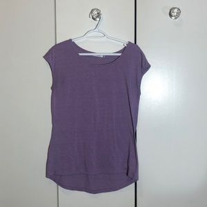 Light Purple T-Shirt (Rickis)